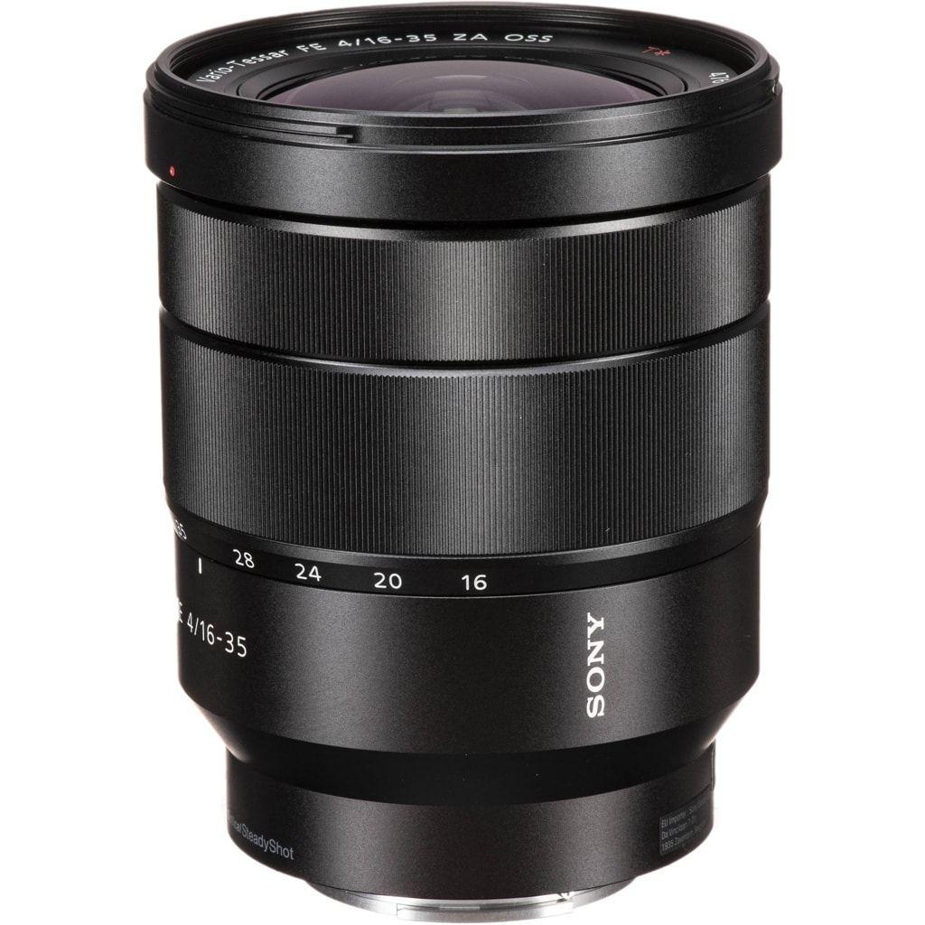 Sony SEL FE 16-35mm 1:4 Vario Tessar T* ZA OSS (SEL1635Z) E-Mount