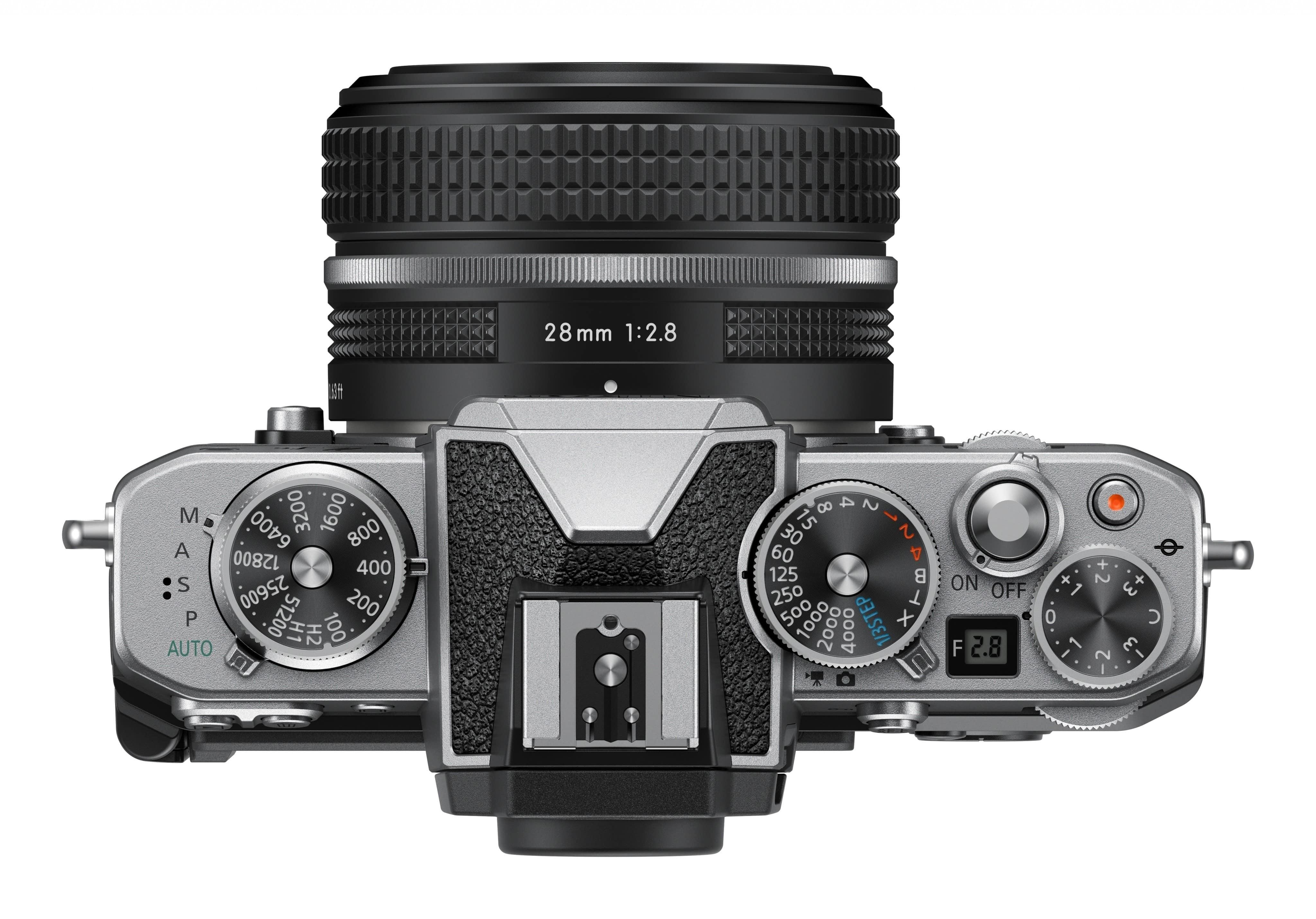 Nikon Z fc + NIKKOR Z 28mm 1:2.8 Special Edition + FTZ Adapter / Einführungsangebot -100€ bis zum 30.09.2021