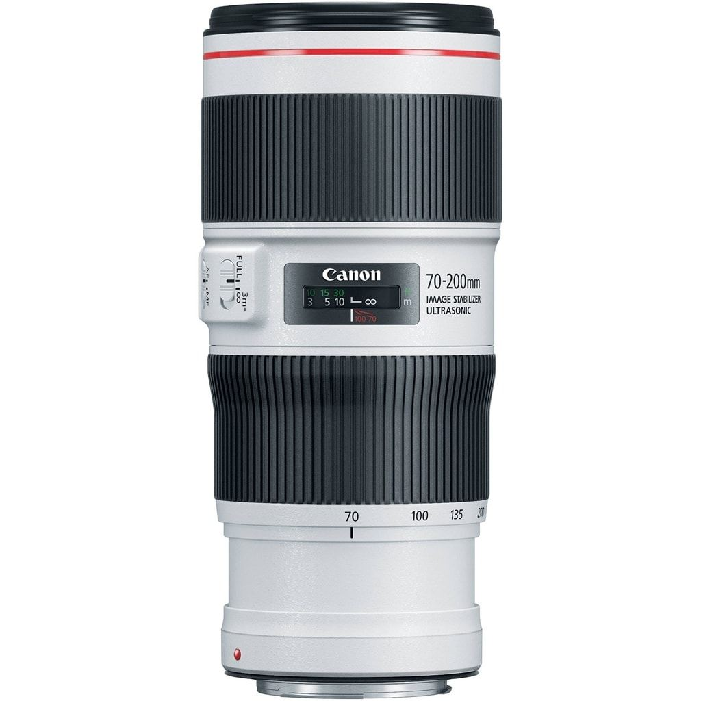 Canon EF 70-200mm 1:4,0 L IS II USM