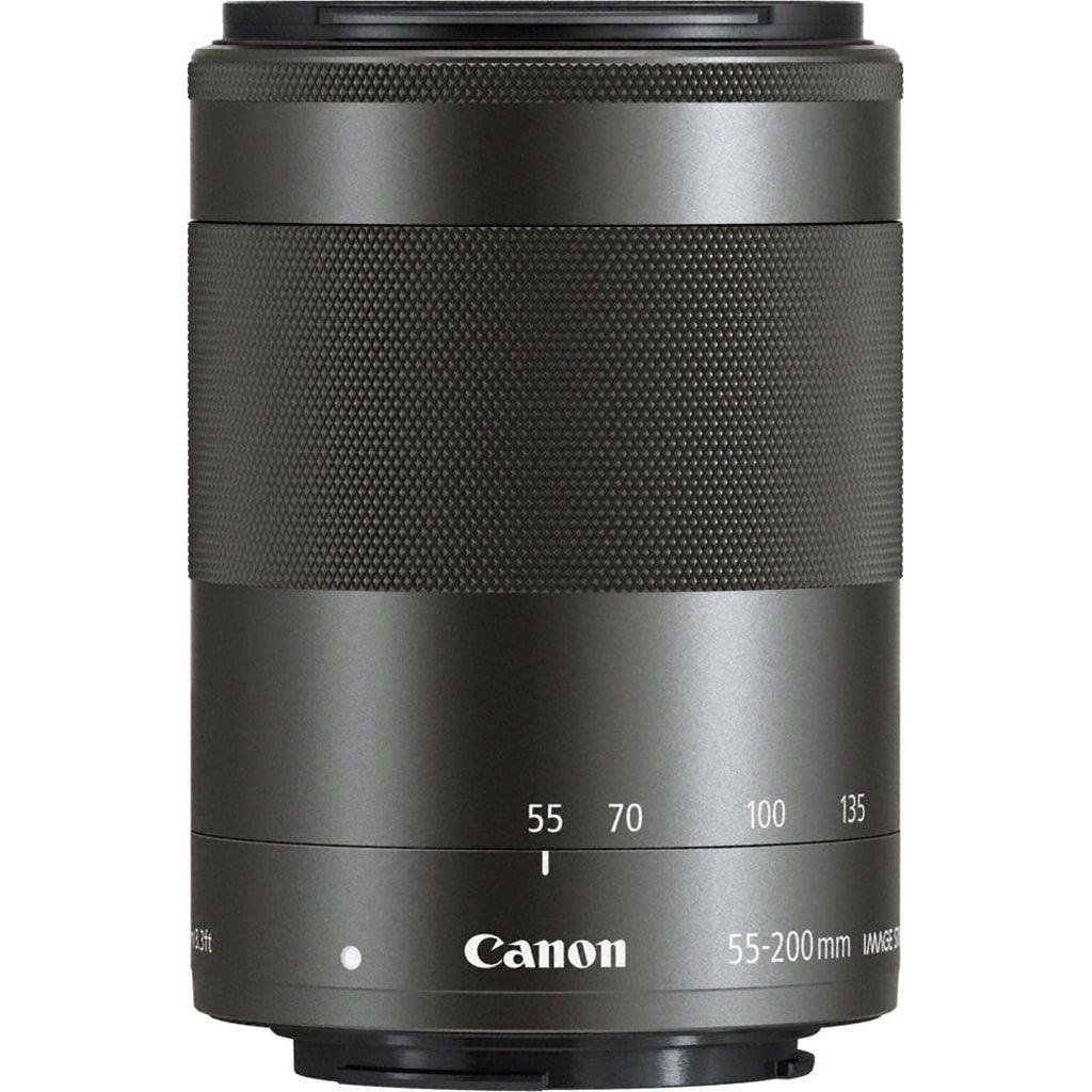 Canon EF-M 55-200mm 1:4,5-6,3 IS STM schwarz