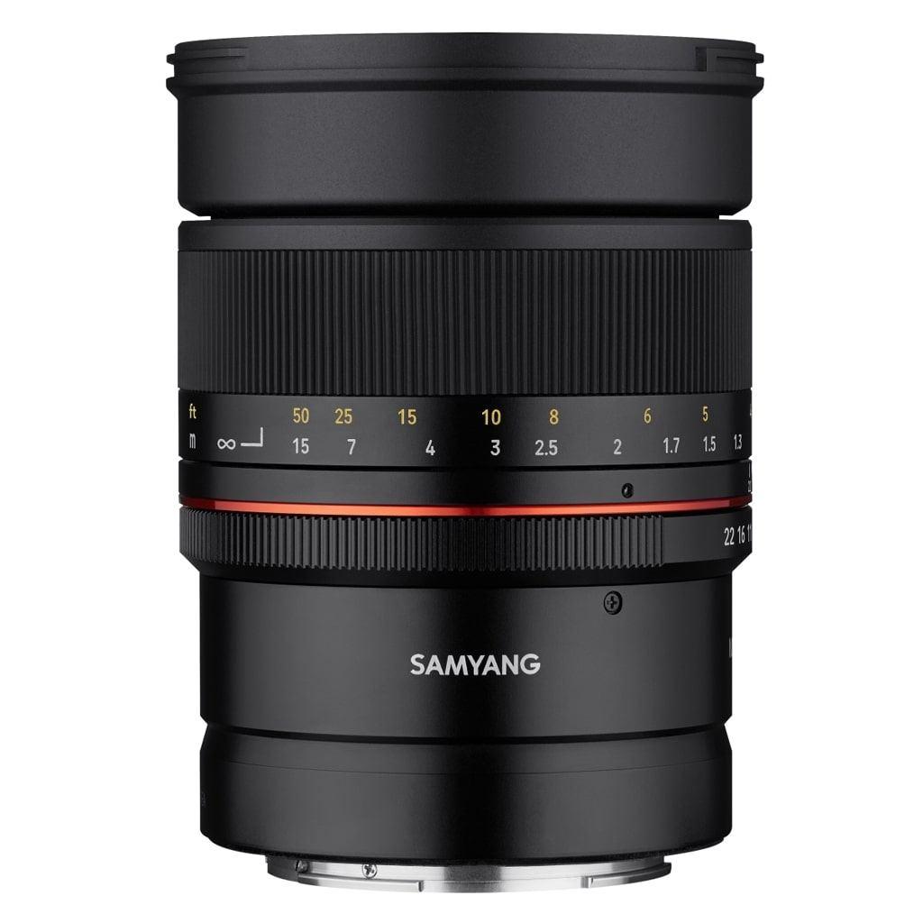 Samyang MF 85mm 1:1,4 Z für Nikon Z