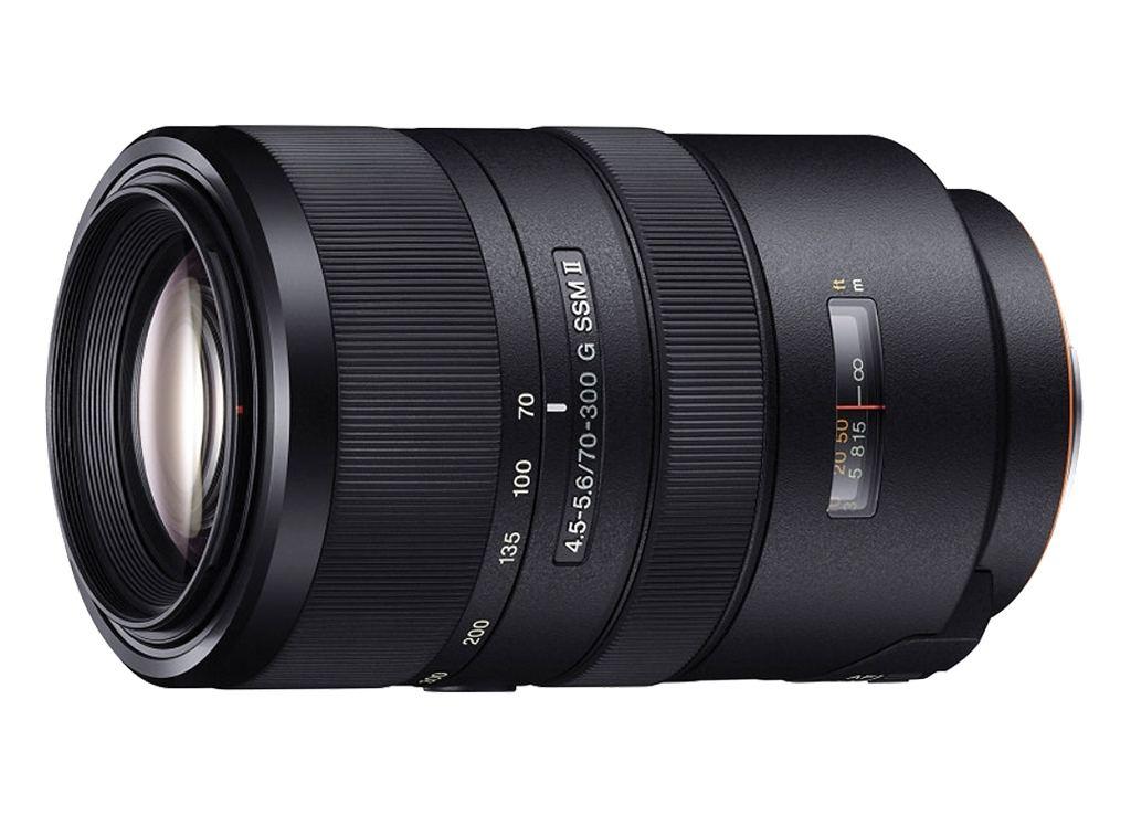 Sony SAL 70-300mm 1:4,5-5,6 G SSM II (SAL70300G2) A-Mount