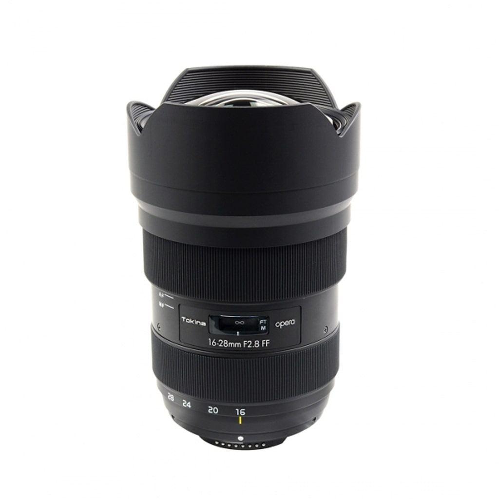 Tokina Opera 16-28mm 1:2,8 für Nikon