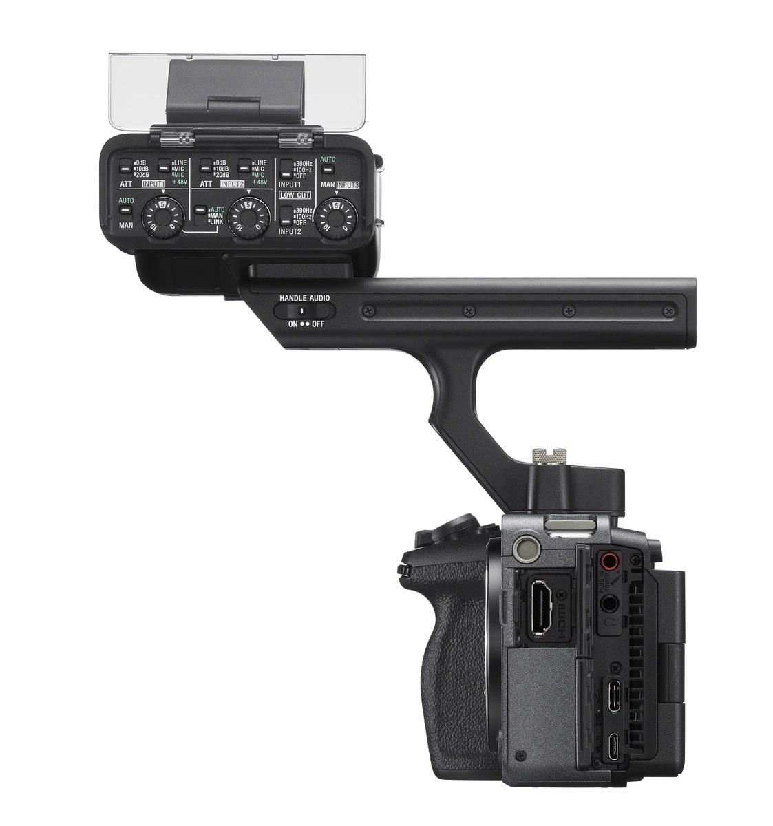 Sony Alpha ILME-FX3 (ILME-FX3) + Sony SEL FE 70-200mm 1:2,8 GM OSS (SEL70200GM)