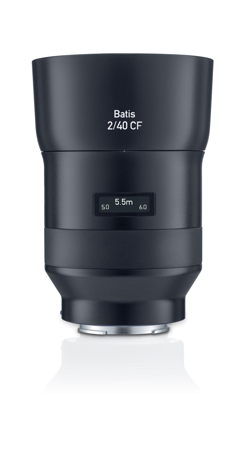 Rentsystem - Zeiss Batis 40mm 1:2,0 CF für Sony ILCE (E-Mount)
