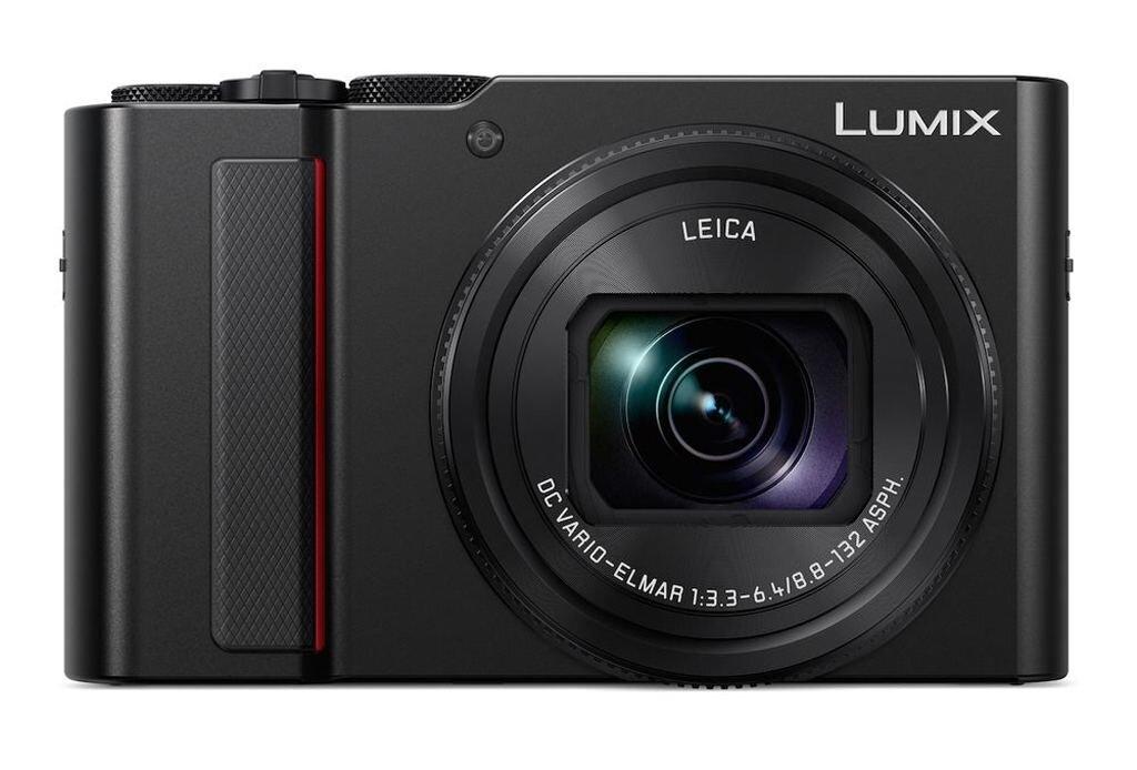 Panasonic Lumix DC-TZ202 schwarz Special Edition +PH 32GB SD Karte+Tasche
