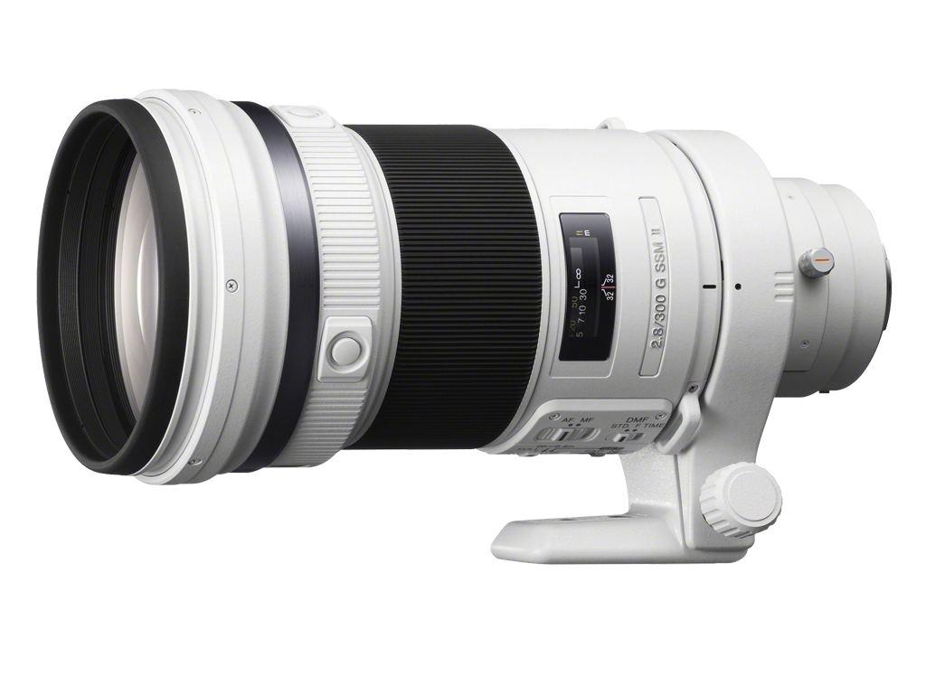 Sony SAL 300mm 1:2,8 G SSM II (SAL300F28G2) A-Mount