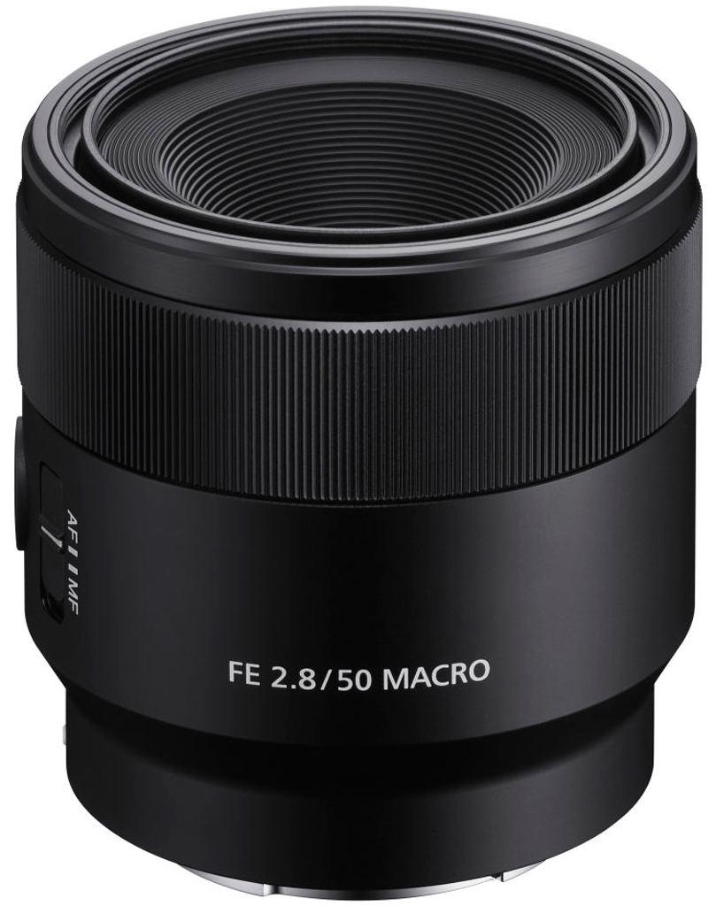 Sony SEL FE 50mm 1:2,8 Makro (SEL50M28) E-Mount