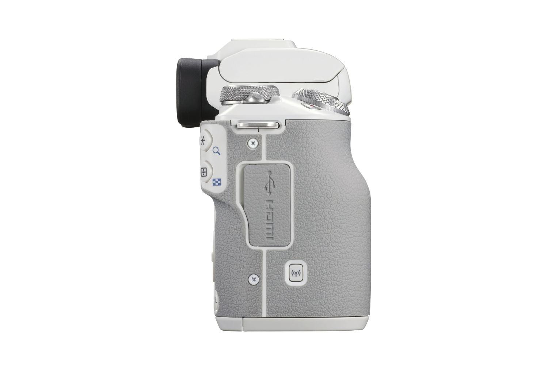 Canon EOS M50 II Gehäuse weiß