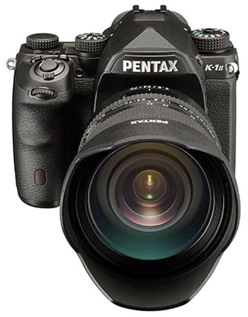 Pentax K-1 Mark II inkl. D FA 24-70mm 1:2,8 ED SDM WR