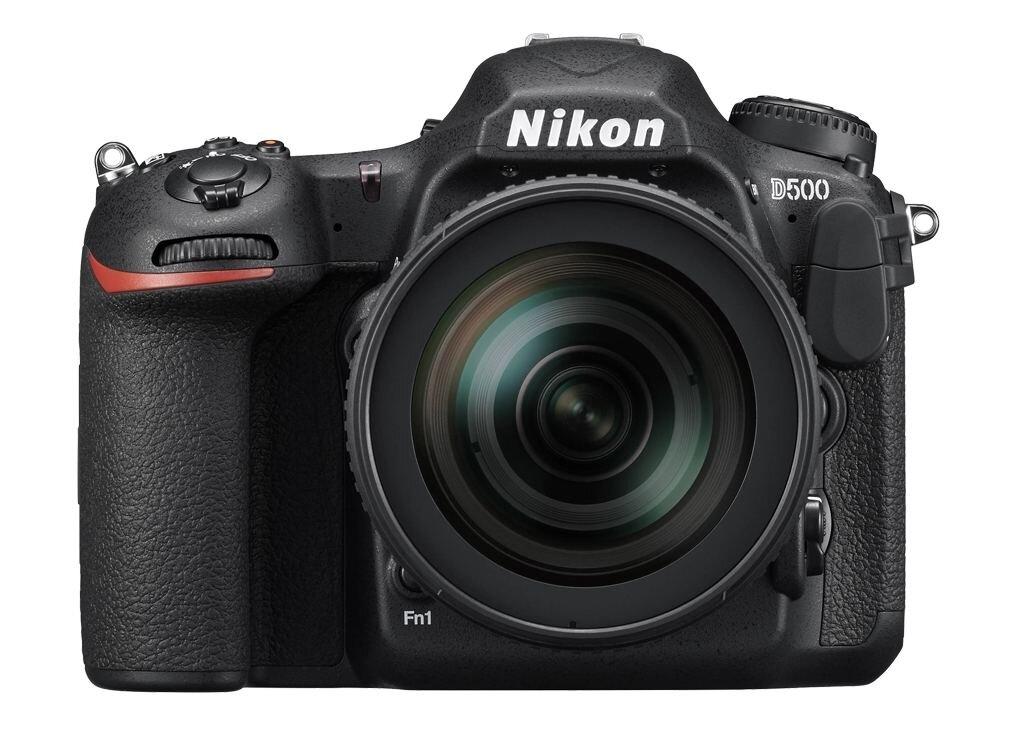 Nikon D500 + AF-S DX NIKKOR 16-80mm 1:2,8-4E ED VR