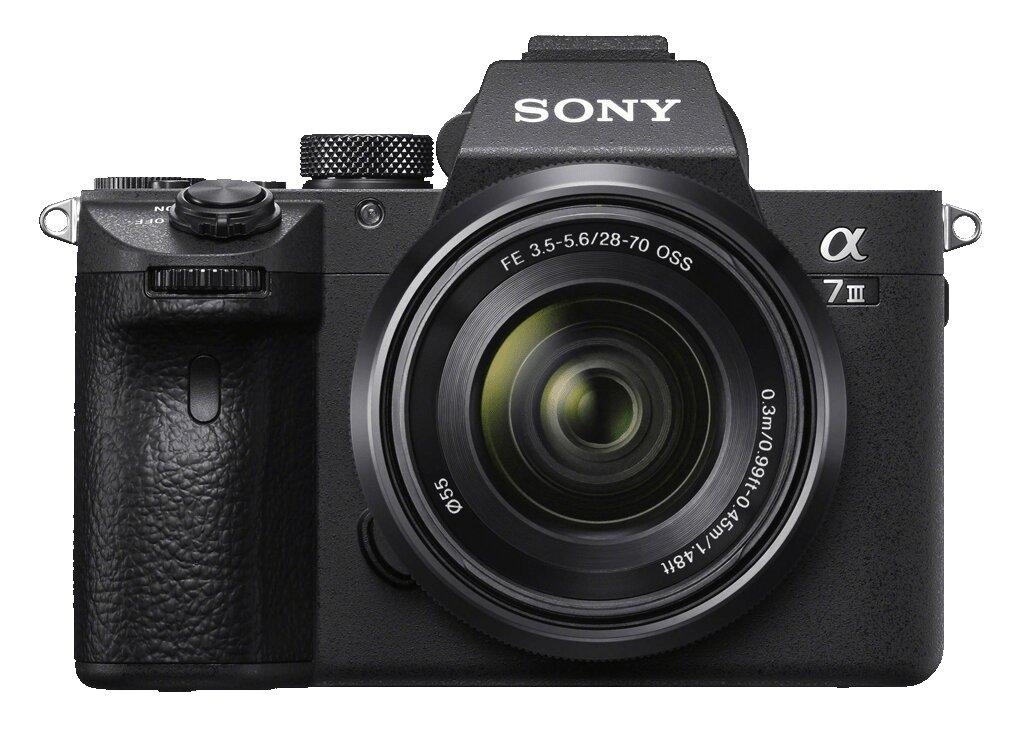 Sony alpha 7 III (ILCE7M3B) + SEL FE 28-70mm 1:3,5-5,6 OSS