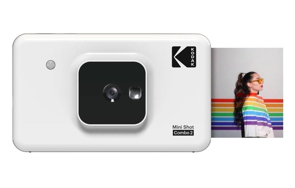 Kodak Mini Shot Combo 2 weiß