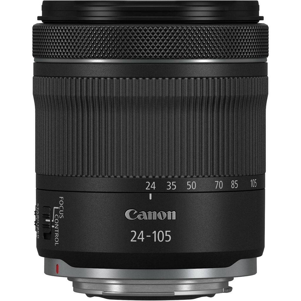 Canon EOS R + RF 24-105mm 1:4,0-7,1 IS STM abzgl. 150€ Trade-In Bonus