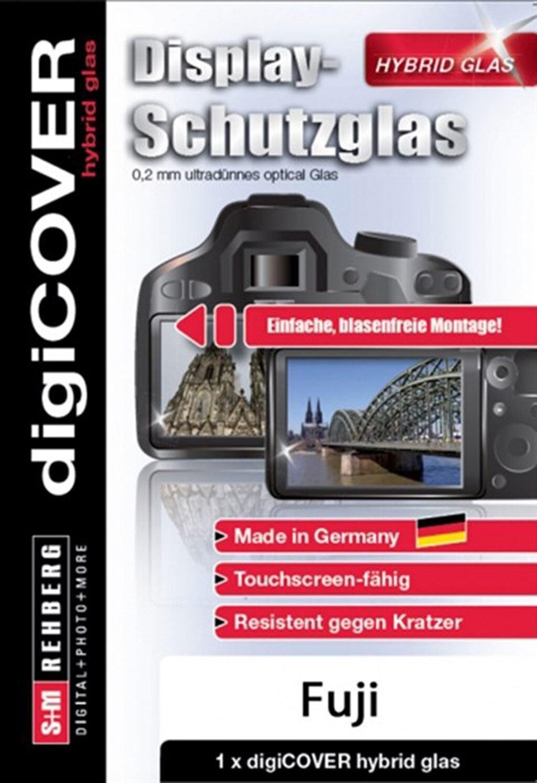 digiCOVER Display Schutzglas f. Fujifilm GFX 100s