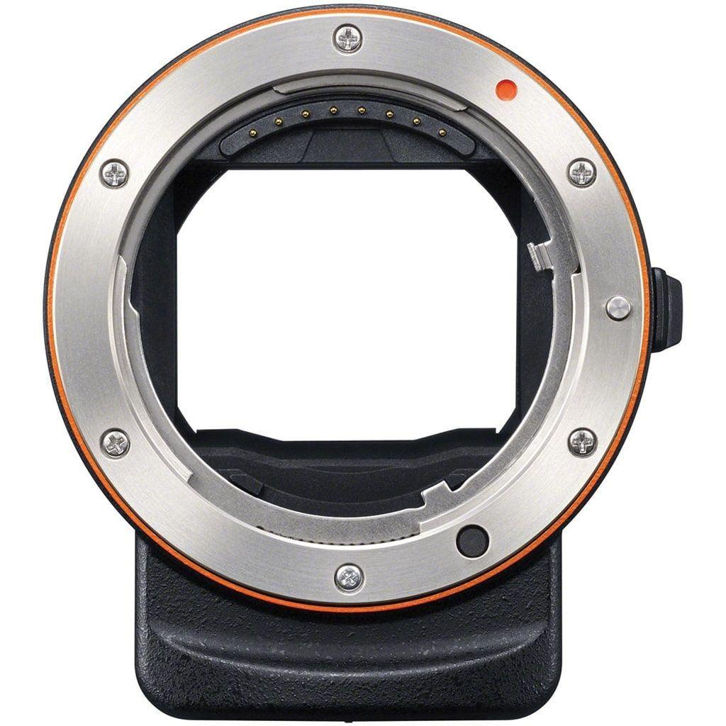 Sigma 50mm 1:1,4 DG HSM Art für Sony A-Mount inkl. Sony LA-EA3 Objektivadapter für Sony E-Mount Kameras