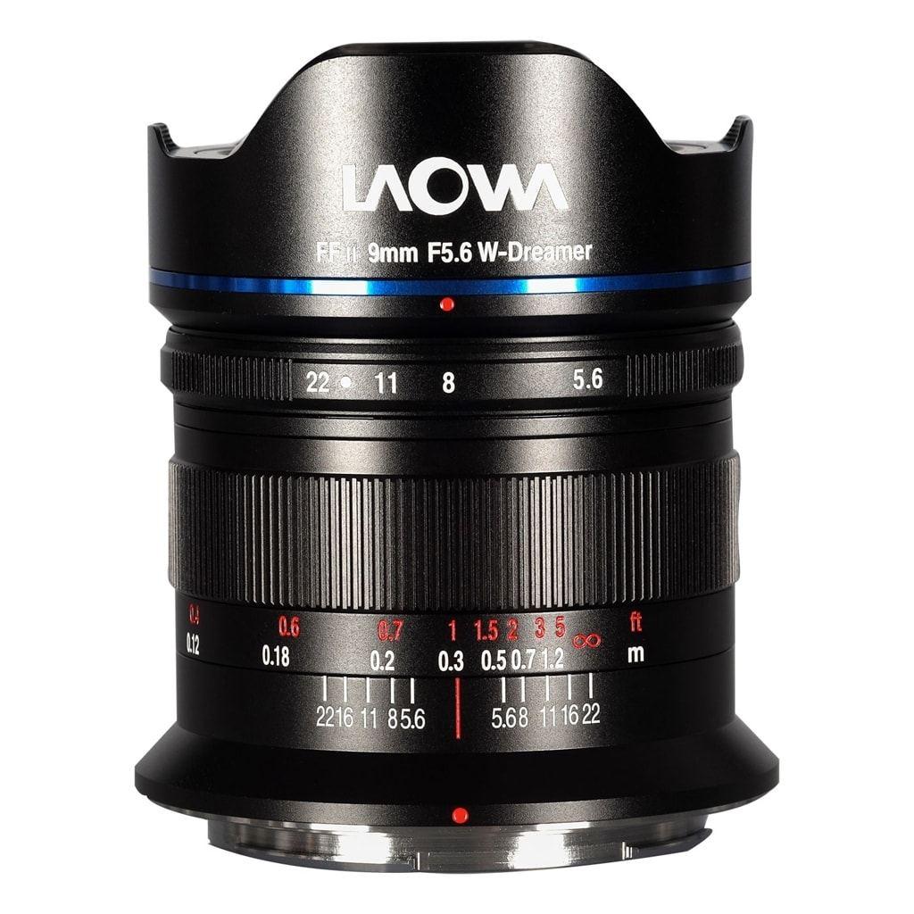 LAOWA 9mm 1:5,6 FF RL W-Dreamer für Nikon Z