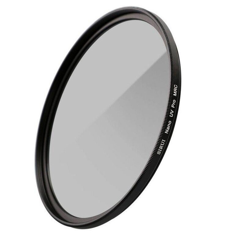 SIRUI UV95A UV-Filter Ultra Slim S-Pro Nano MC 95mm Aluminium schwarz, Glas