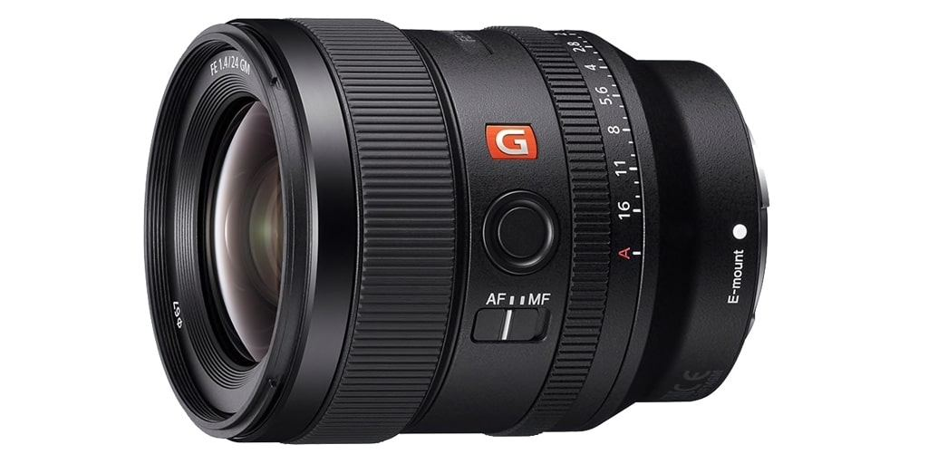 Sony SEL FE 24mm F1.4 GM (SEL24F14GM) E-Mount