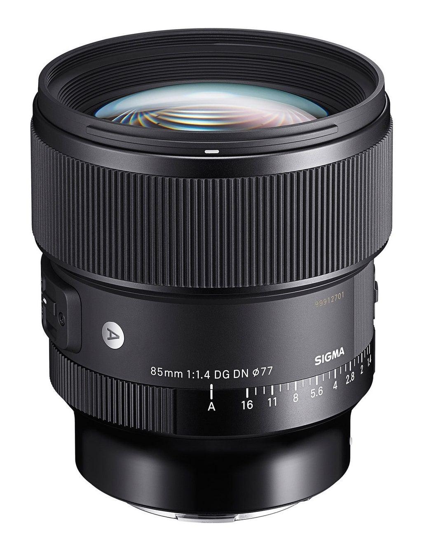 Sigma 85mm 1:1,4 DG DN Art für Sony E-Mount