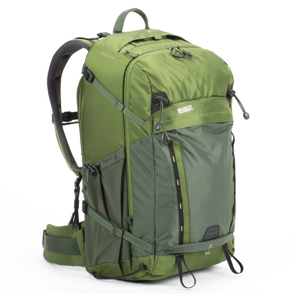 MindShift Gear BackLight 36L Outdoor Photo Daypack Woodland Green