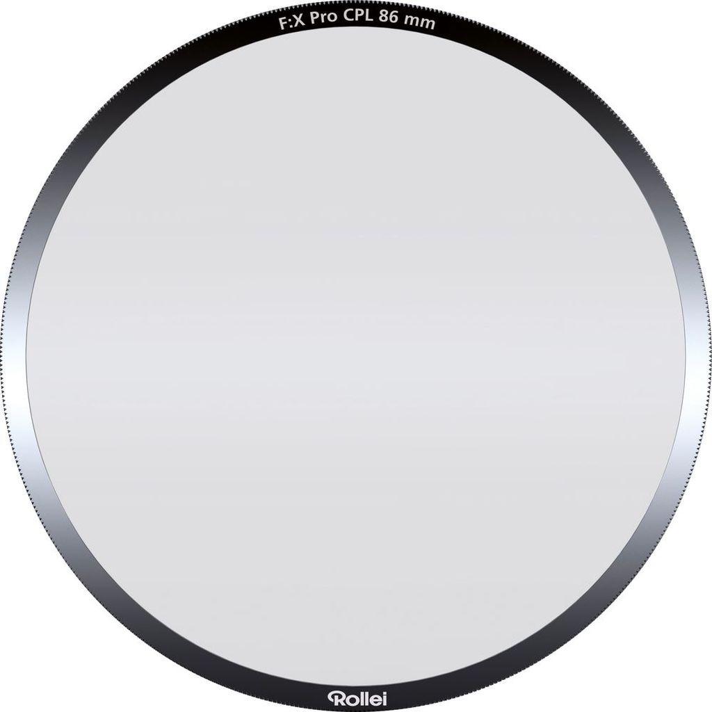 Rollei F:X Pro CPL 86 mm