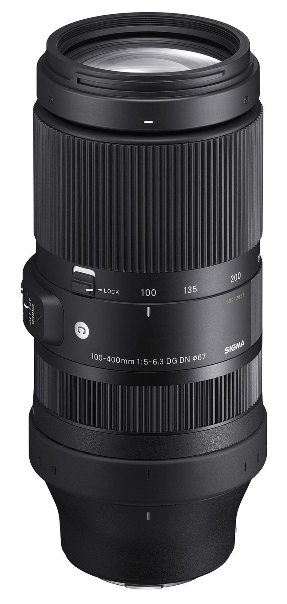 Sigma 100-400mm 1:5,0-6,3 DG DN OS Contemporary für Sony E-Mount inkl. TS-111 Stativschelle