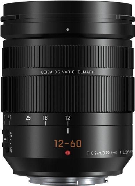 Panasonic 12-60mm 1:2,8-4 Leica Vario-Elmarit Power O.I.S