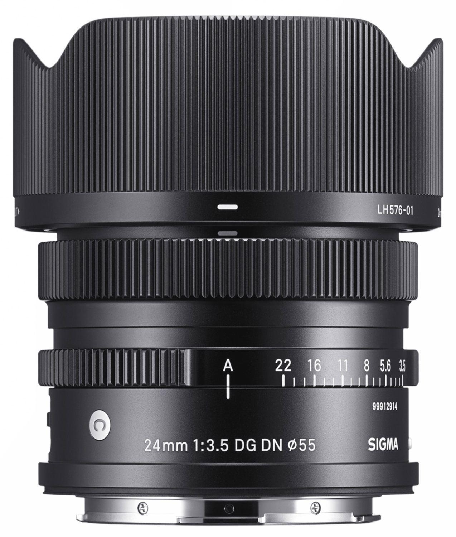 Sigma 24mm f3.5 DG DN Contemporary für L-Mount
