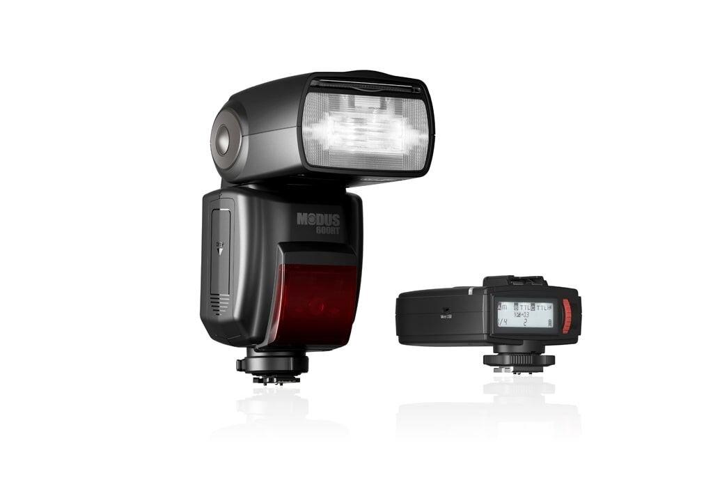 Hähnel MODUS 600RT MK II Wireless Kit für Canon