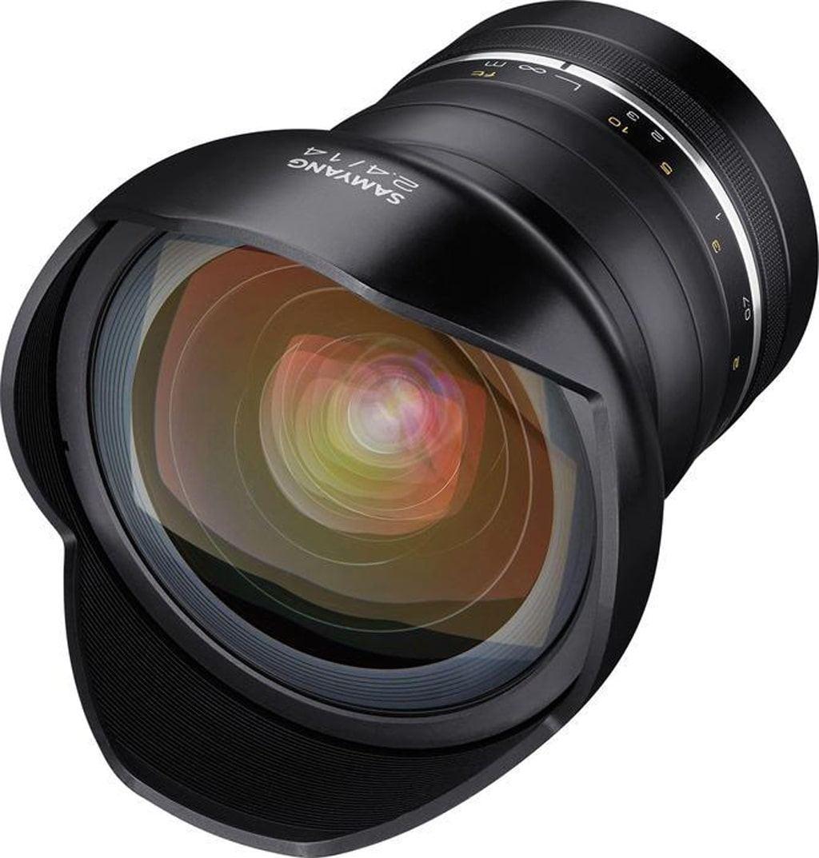 Samyang XP 14mm 1:2,4 f. Nikon F