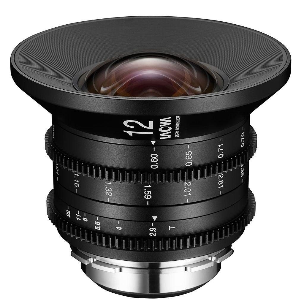 LAOWA 12mm T2.9 Zero-D Cine für Canon EF