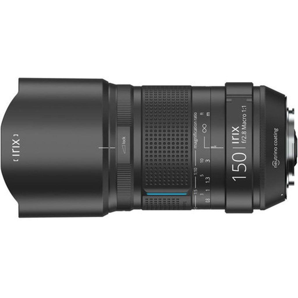 Irix Dragonfly 150mm 1:2,8 Macro für Canon EF