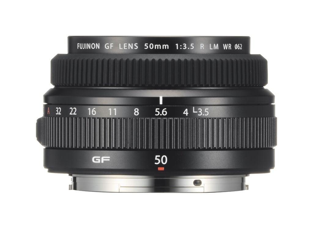 Fujifilm GF 50mm 1:3,5 R LM WR