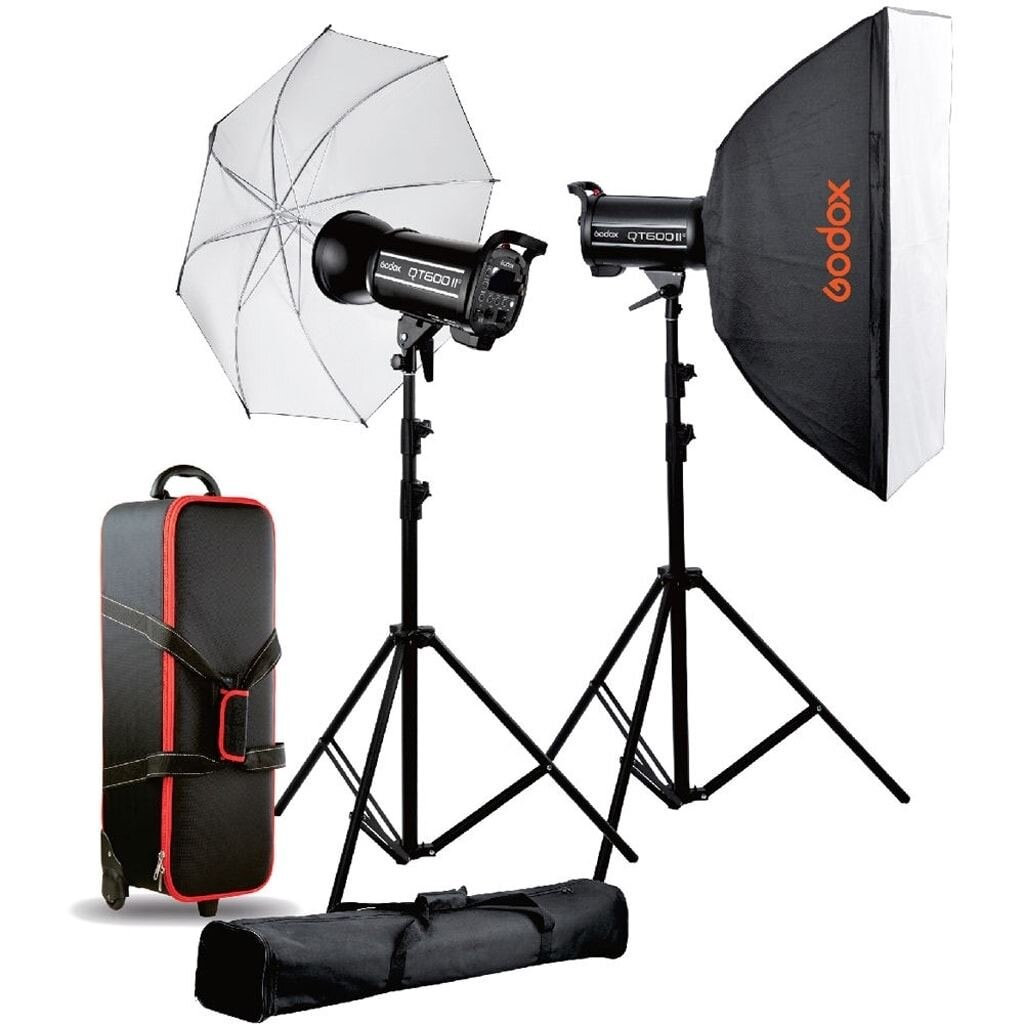 GODOX QT600II-C Studio-Kit