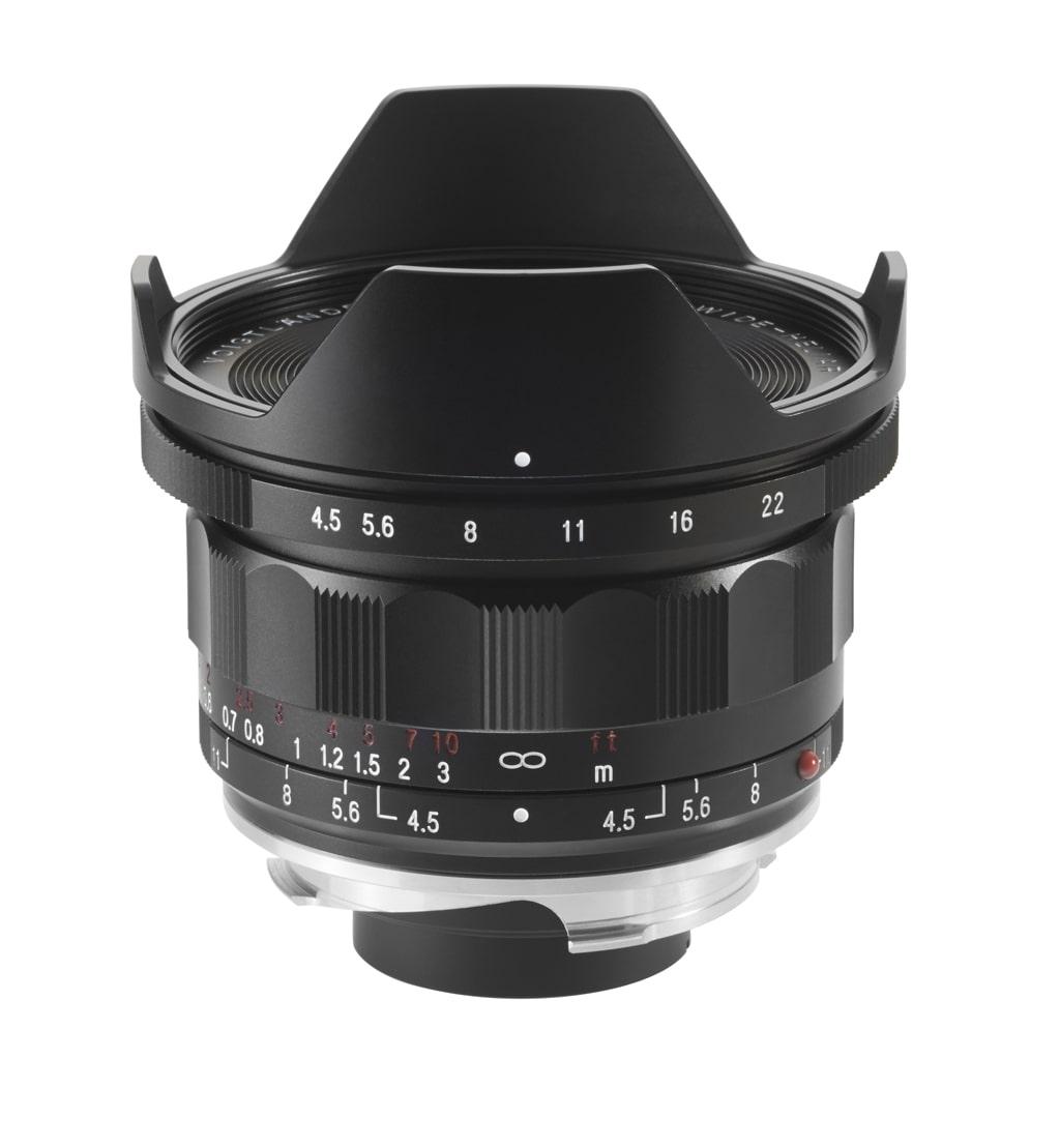 Voigtländer VM 15mm 4,5 Wide Heliar asphärisch III Leica M schwarz