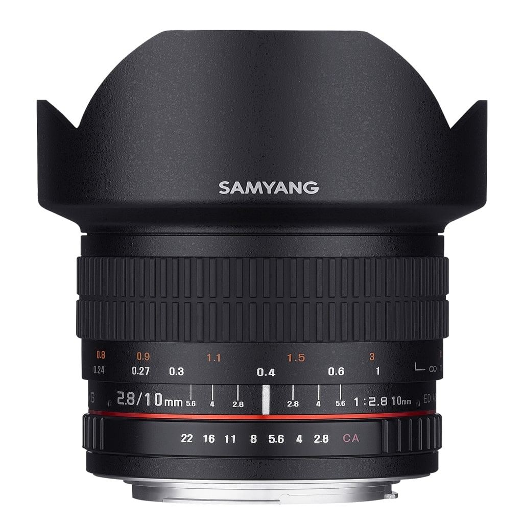 Samyang MF 10mm 1:2,8 APS-C für Sony E