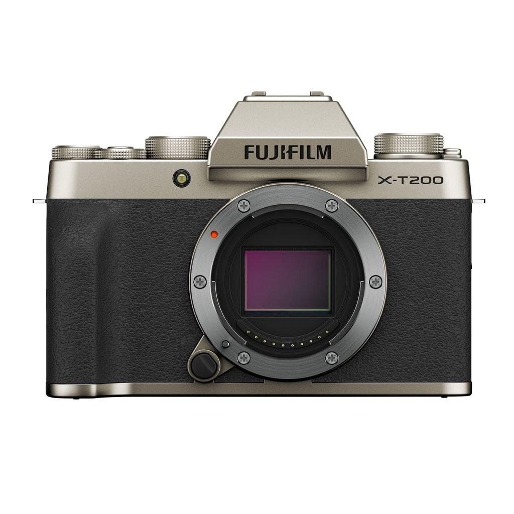 Fujifilm X-T200 Champagner-Gold Gehäuse
