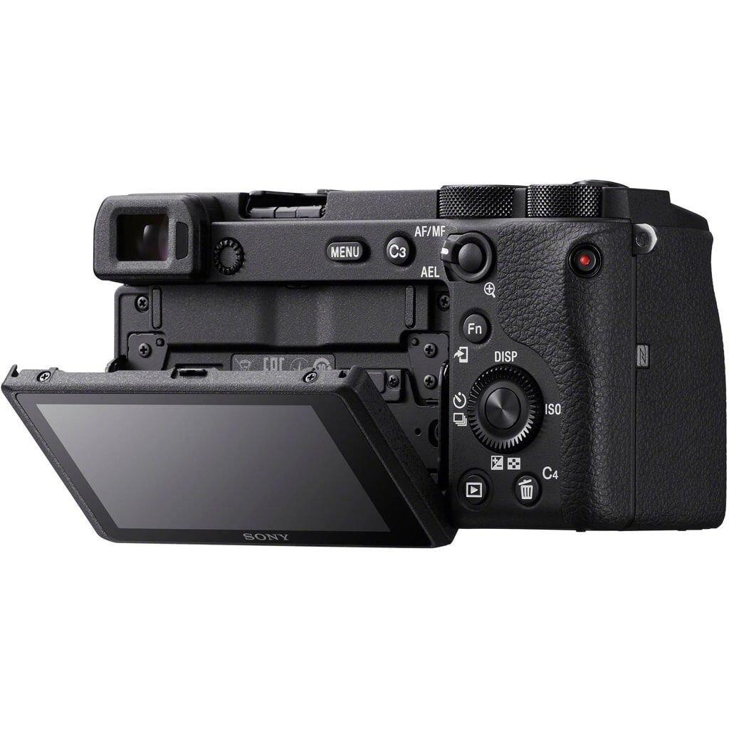 Sony alpha 6600 (ILCE6600B) + SEL 18-135mm 1:3.5-5.6 OSS (SEL18135)