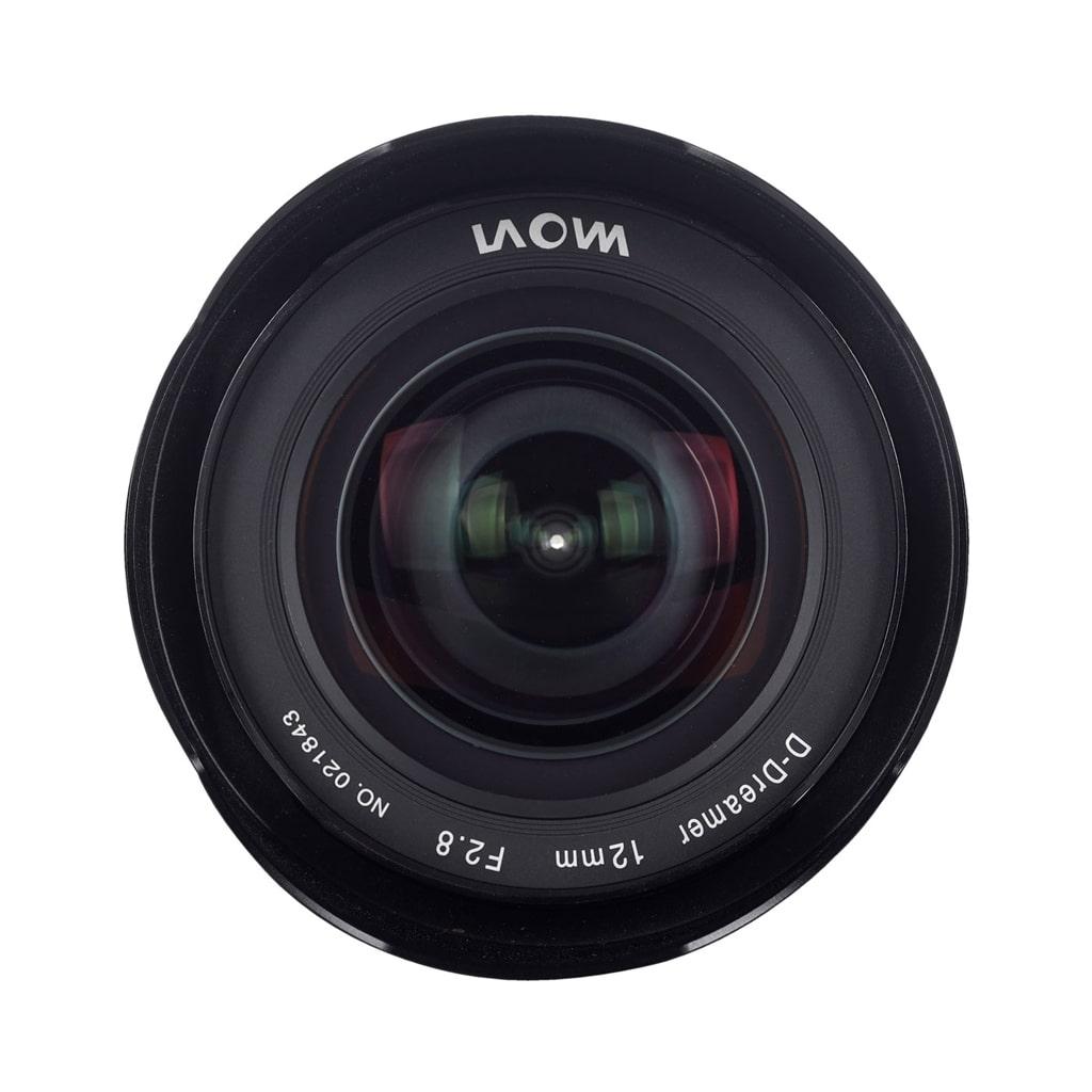 LAOWA 12mm 1:2,8 Zero-D für Sony E