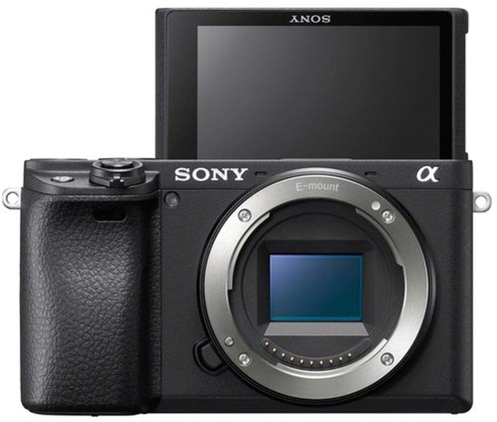 Sony alpha 6400 (ILCE6400B) Gehäuse