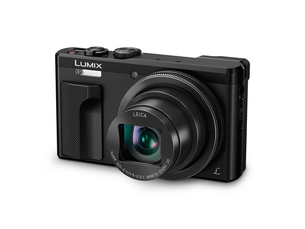 Panasonic Lumix DMC-TZ81 schwarz