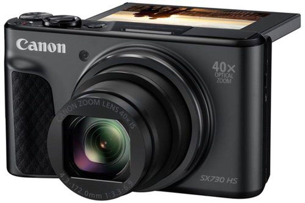 Canon PowerShot SX 730 HS Travel Kit schwarz