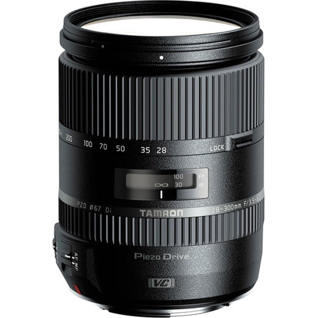 Tamron 28-300mm 1:3,5-6,3 Di VC PZD für Nikon F B-Ware
