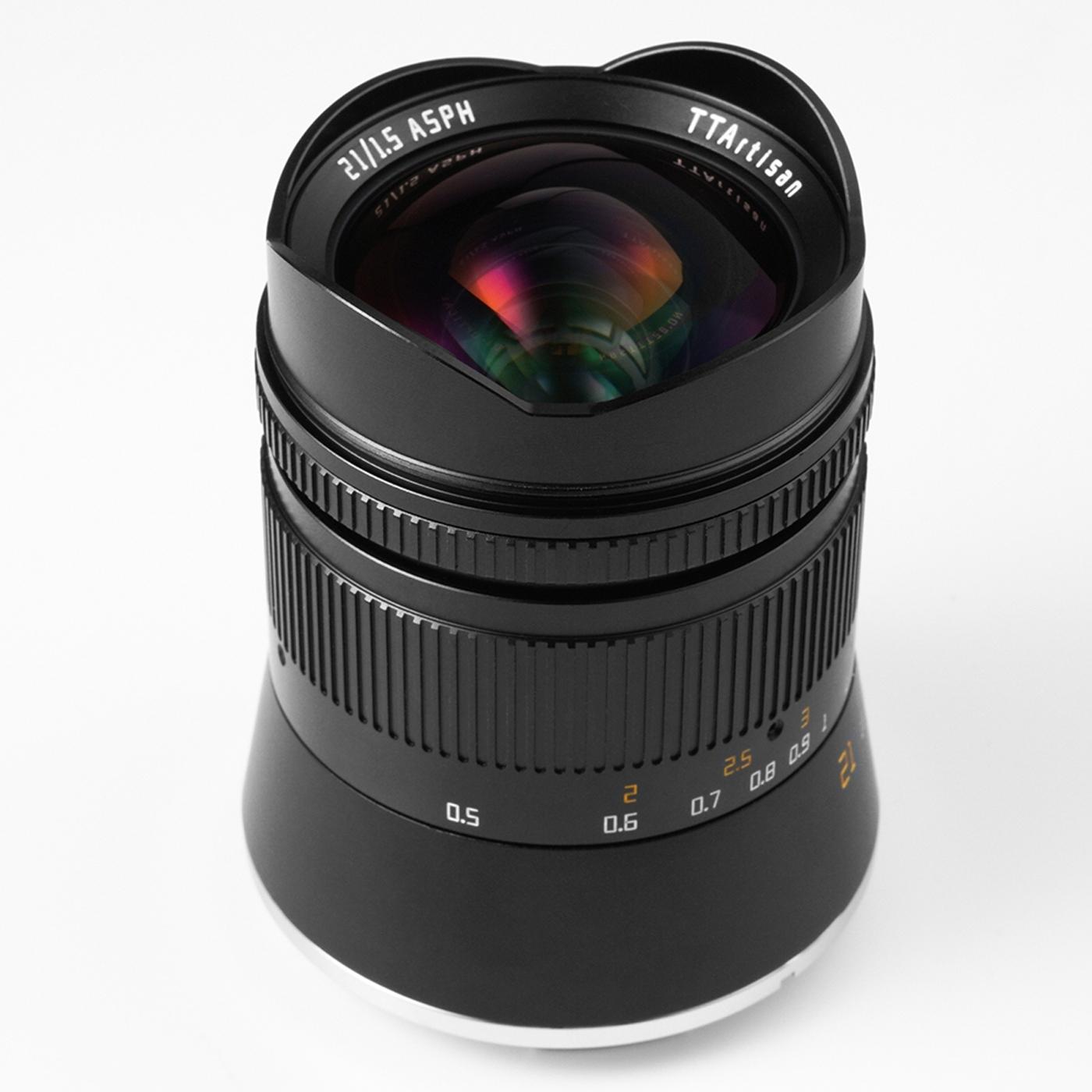 TTArtisan 21mm 1:1,5 für Nikon Z