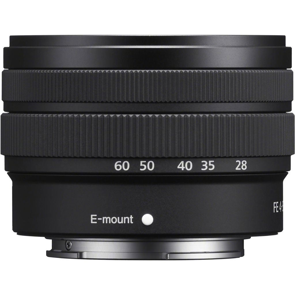 Sony FE 28-60mm 1:4-5,6 (SEL2860) E-Mount aus Set