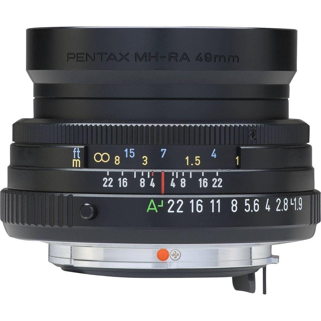 Pentax SMC FA 43mm 1:1.9 Limited schwarz