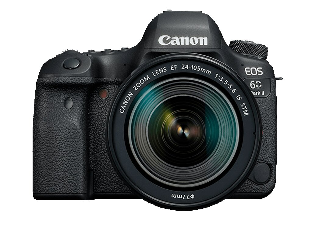 Canon EOS 6D Mark II + EF 24-105 1:3,5-5,6 IS STM