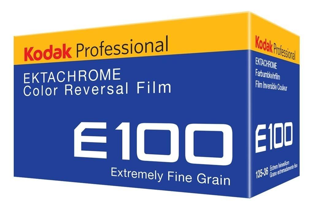 Kodak Ektachrome 100 135/36 Dia-Kleinbildfilm einzeln
