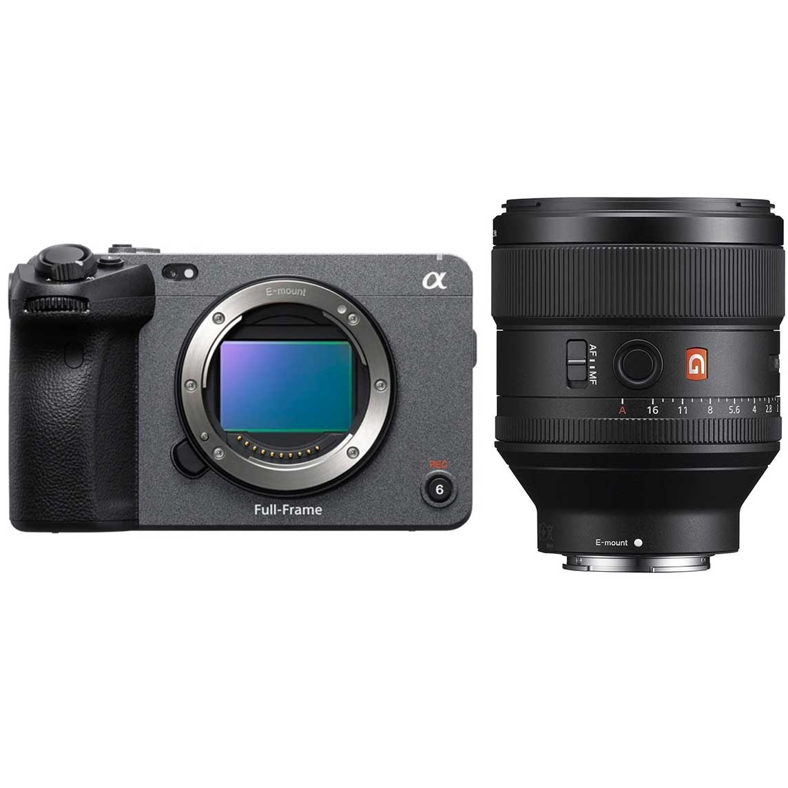 Sony Alpha ILME-FX3 (ILME-FX3) + Sony SEL FE 85mm 1:1,4 GM (SEL85F14GM)